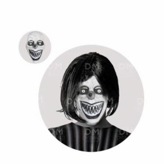 Máscara Jack risas