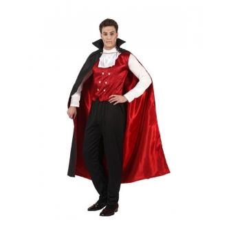 Disfraz Vampiro clásico para hombre XXL