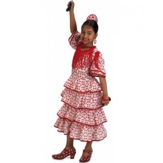 Disfraz Andaluza para niña