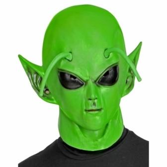Máscara Alien cabeza completa