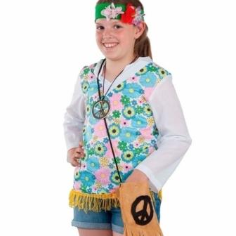 Conjunto de Hippie infantil