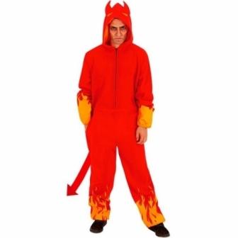 Disfraz Kigu Devil adulto