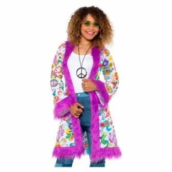 Abrigo Hippie fashion para mujer