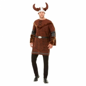 Disfraz de Bárbaro para hombre