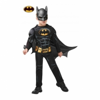 Disfraz Batman black Core deluxe niño