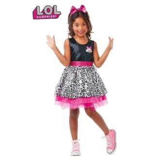 Disfraz Diva LOL infantil