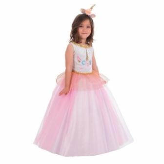 Disfraz Princesa Unicornio infantil