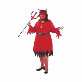 Disfraz  Demonia Adulta xl