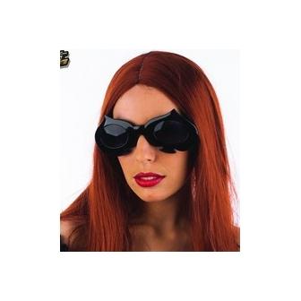 Gafas Poker Negra