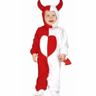 Disfraz Ángel o Demonio Bebé