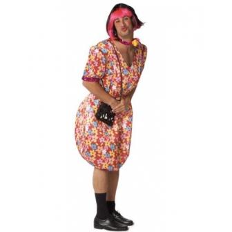 Disfraz Mujerona Adulto
