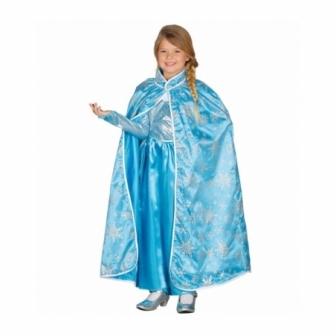 Capa Princesa De Los Hielos infantil