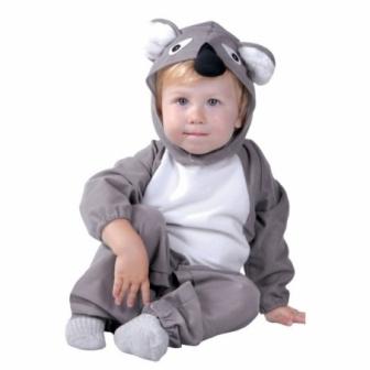 Disfraz Koala bebe 6/12 meses