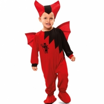 Disfraz Diablito  bebe