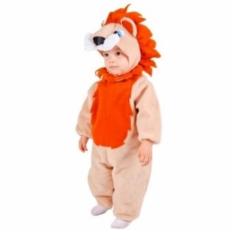 Disfraz León bebe 18 meses
