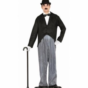 Disfraz Charlot - Chaplin Adulto