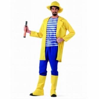 Disfraz Pescador Adulto