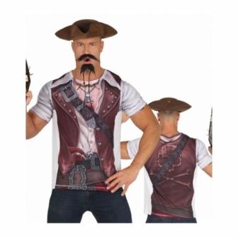 Camiseta Corsario Hombre