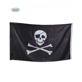Bandera Pirata 90x150cms