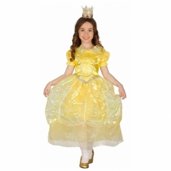 Disfraz Princesa de cuento para niña