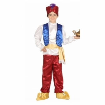 Disfraz Ladrón del desierto infantil