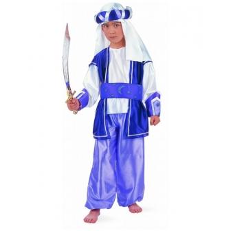 Disfraz Tuareg Lunas Lila Infantil