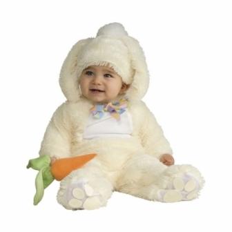 Disfraz Conejito Vainilla para bebés