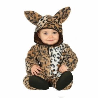 Disfraz Leopardo  para bebe