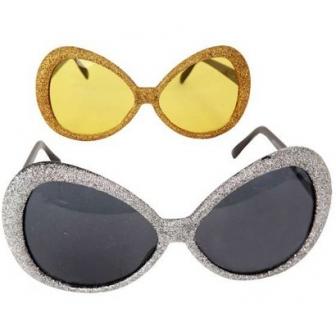 Gafas CumpleaÑos Fashion  Purpurina