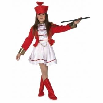 Disfraz Majorette para niña