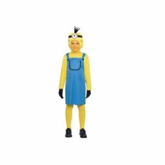 Disfraz Mini niña Amarilla
