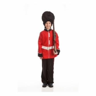 Disfraz Guardia Inglesa infantil