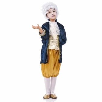 Disfraz Luis XV infantil