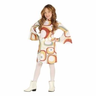 Disfraz Años 70 para niña