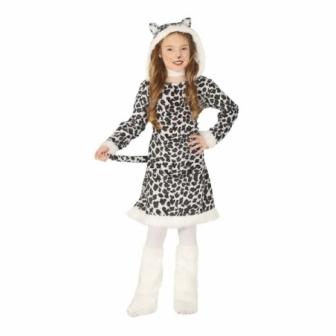 Disfraz Leoparda para niña
