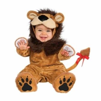 Disfraz Leoncito para bebes