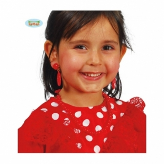 Collar Flamenca Infantil