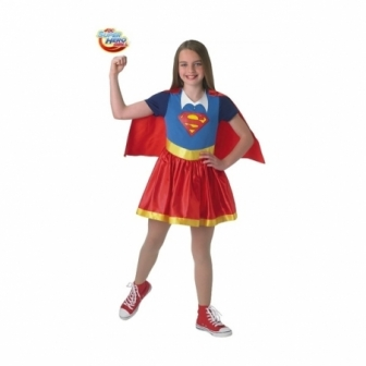 Disfraz Supergirl Shg para niña