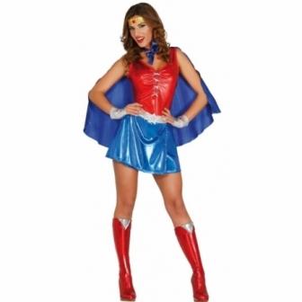 Disfraz Power Woman  mujer