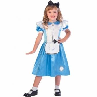 Disfraz Alicia para niña