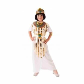 Disfraz Cleopatra para niña