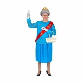 Disfraz La Reina para hombre