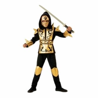 Disfraz Dragón Ninja Gold infantil