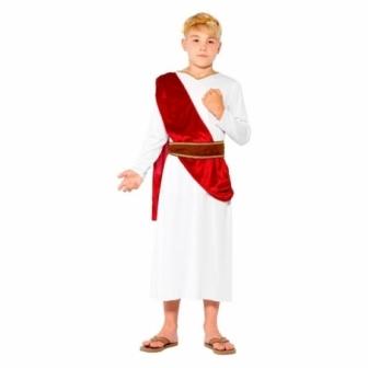 Disfraz chico romano para niño