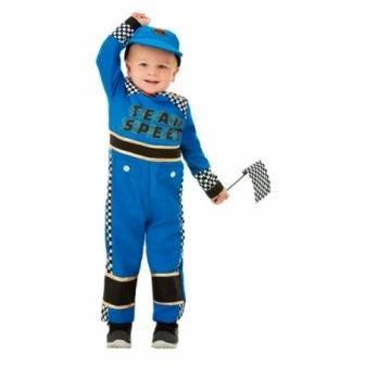 Disfraz Piloto Carreras bebe e infantil