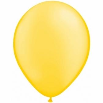 Bolsa 50 Globos  Amarillo