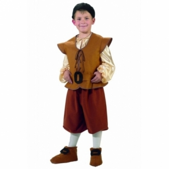 Disfraz Escudero  Infantil