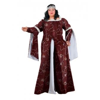Disfraz Medieval Mujer XXL