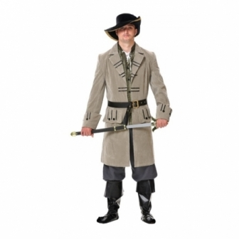 Disfraz General Custer adulto