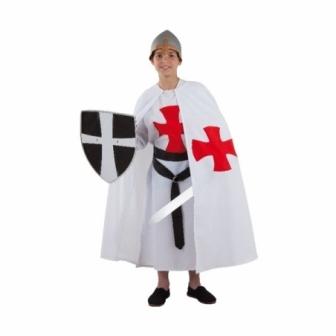 Disfraz Templario  Infantil